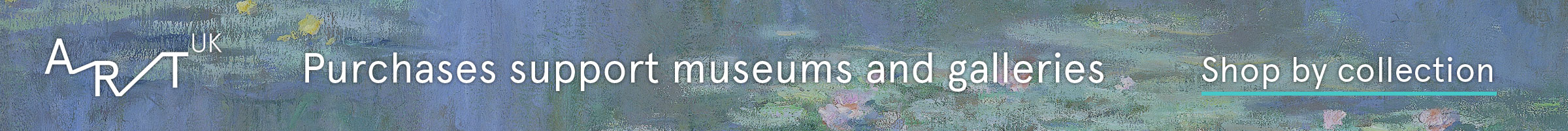 Purchases support museums and galleries. Shop by collection.