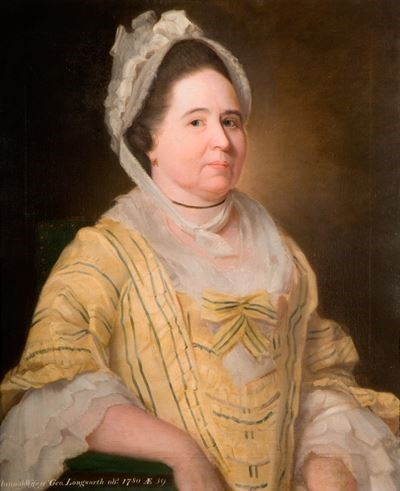 Hannah Longworth (1721–1780)